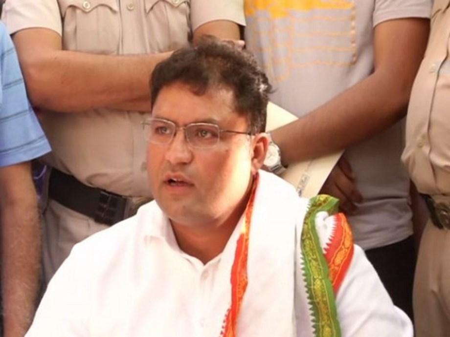 Ashok Tanwar seeks modification of SC order on Ravidas temple