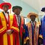 Nigeria's Bowen University honors AfDB's President Akinwumi Adesina with Honoris Causa