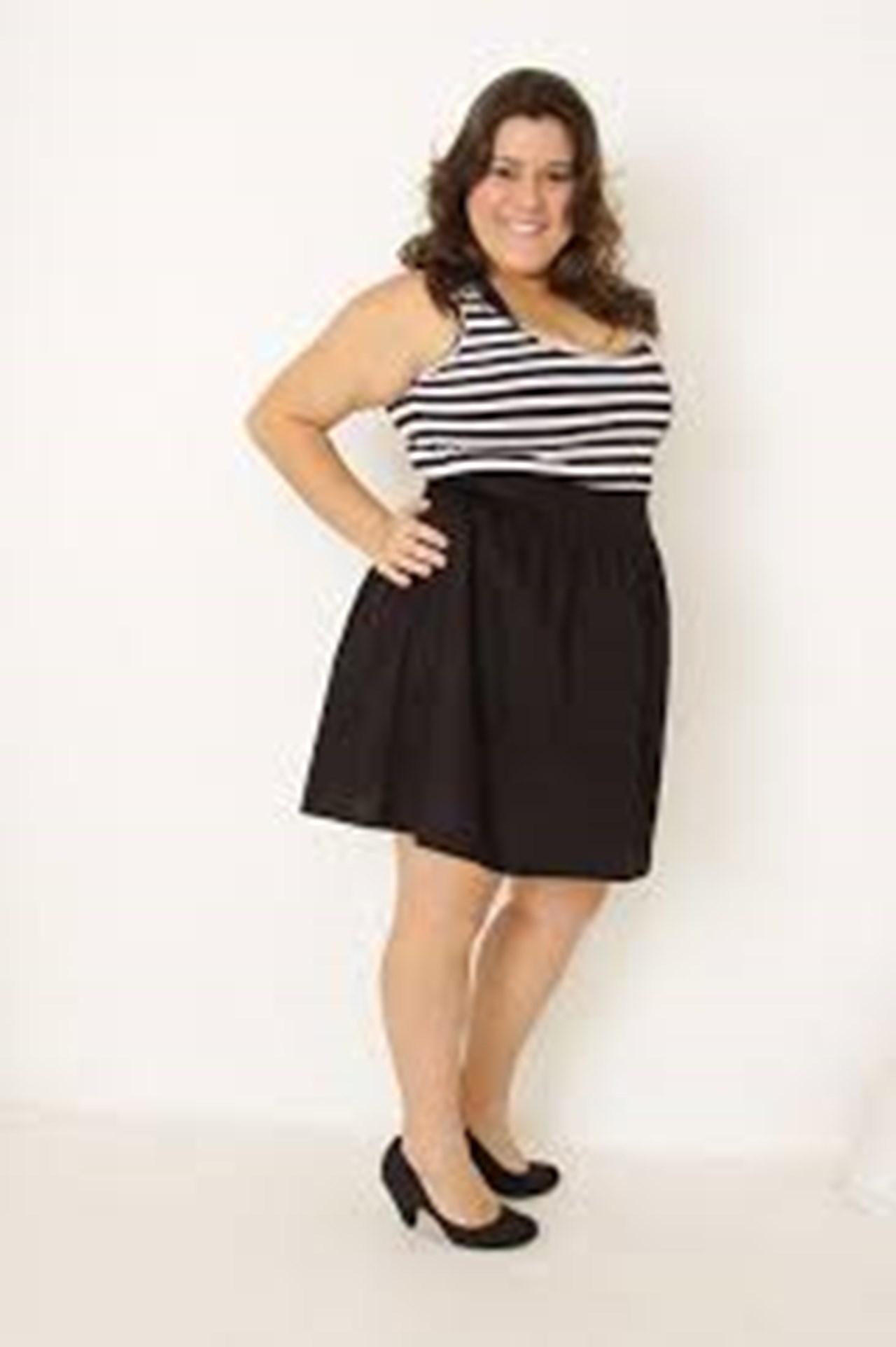 Fashion trend for plus-size women