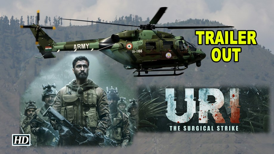 URI: The Surgical Strike's trailer shows how Vicky Kaushal takes revenge for killings of Indian soldiers