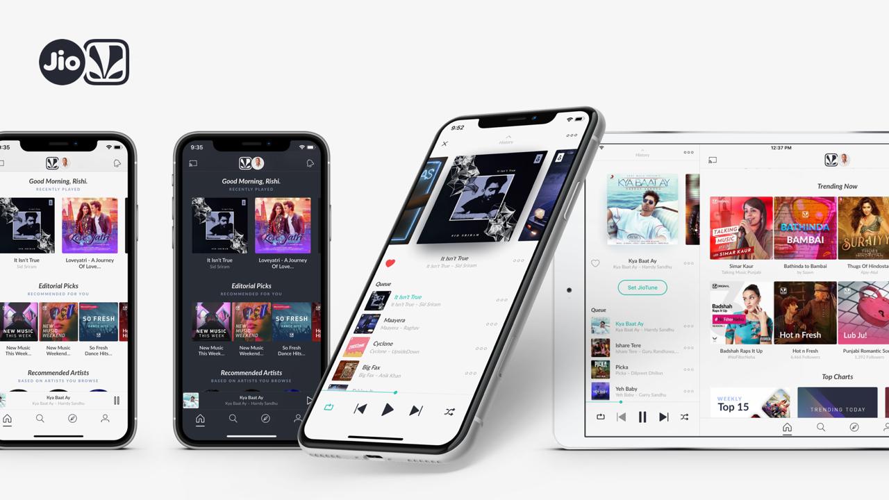 Saavn Media unveils South Asia's largest streaming platform 'JioSaavn'