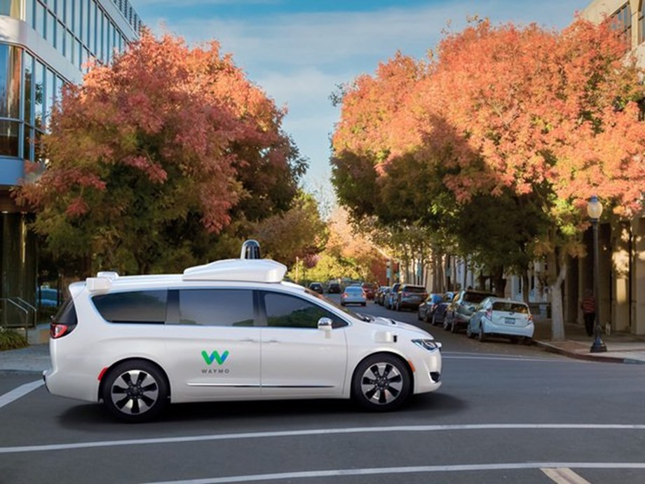 Waymo's self-driving taxi starts generating revenue but in presence of human driver
