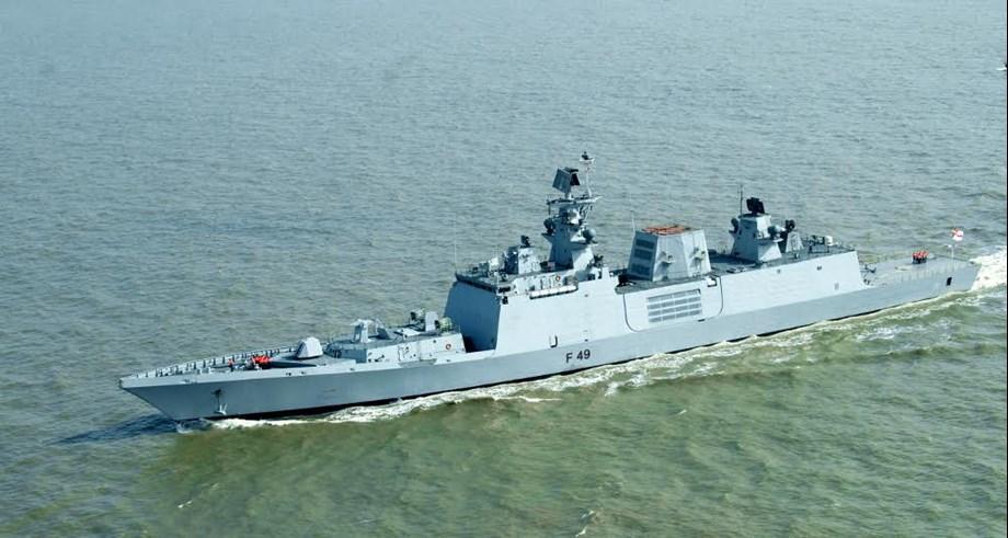 Navy monitoring all happenings in Indian Ocean: D K Tripathi