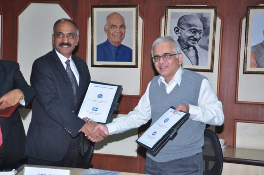 CSIR and BHEL sign MoU to commercialization on large scale