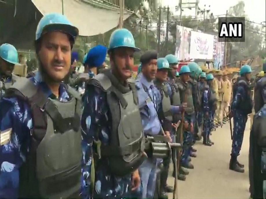 Additional forces deployed outside BHU, AMU in Uttar Pradesh