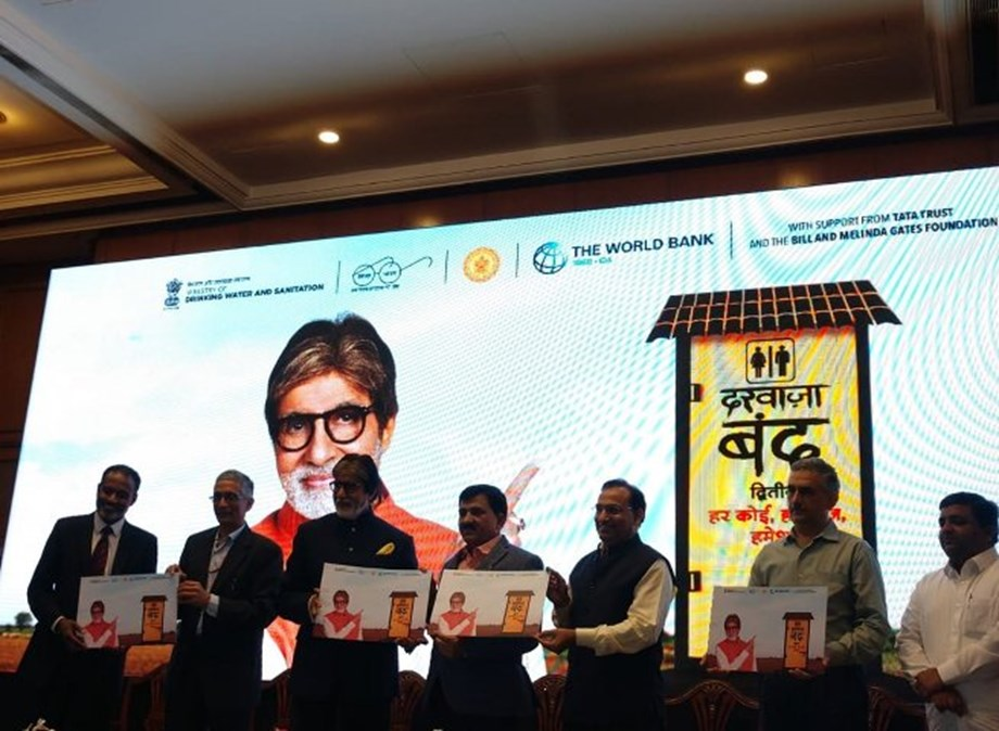 Over 5.5 lakh villages declared ODF: Secretary MDWS at Darwaza Band -Part 2 launch