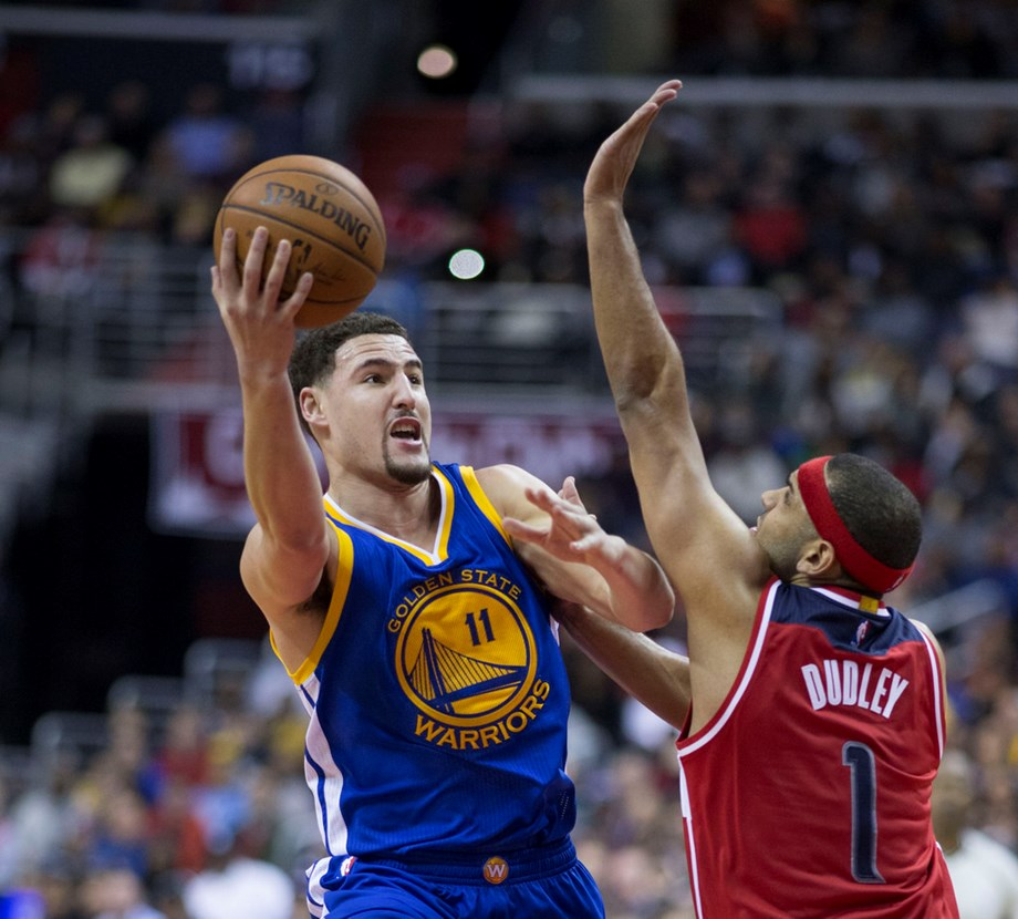 Report: Agent says Warriors G Thompson tore ACL