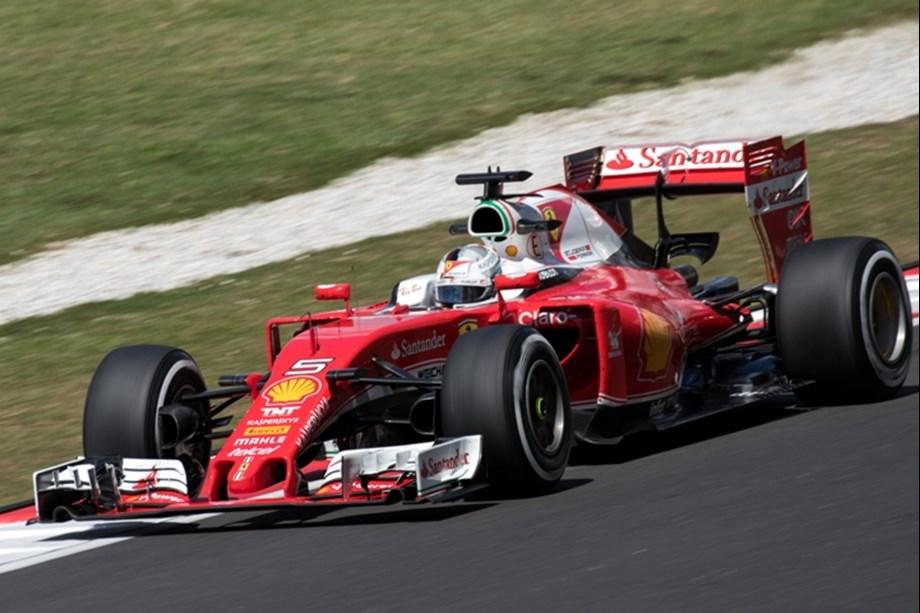 Motor racing-Vettel struggling to get the right feel for his Ferrari