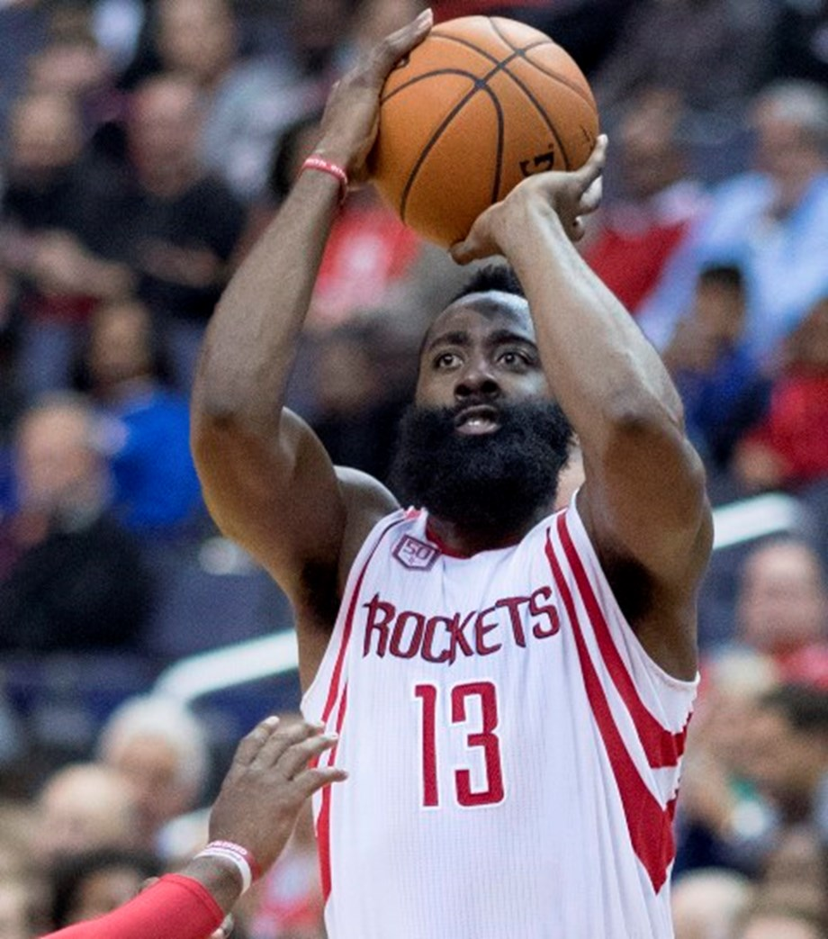 Sports News Roundup: Harden leads Rockets past Pelicans; Tannehill, Titans stun Mahomes and more
