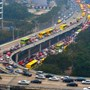 Delhi govt manages over 800 private buses against target of 2k for odd-even scheme