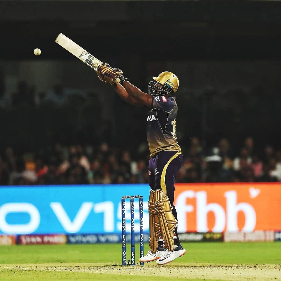 Russell destructive punch continues to steal win against Bangalore