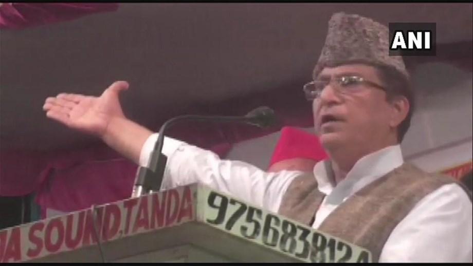 Ravi Kishan denounces derogatory remarks on Jaya Prada by SP leader Azam Khan