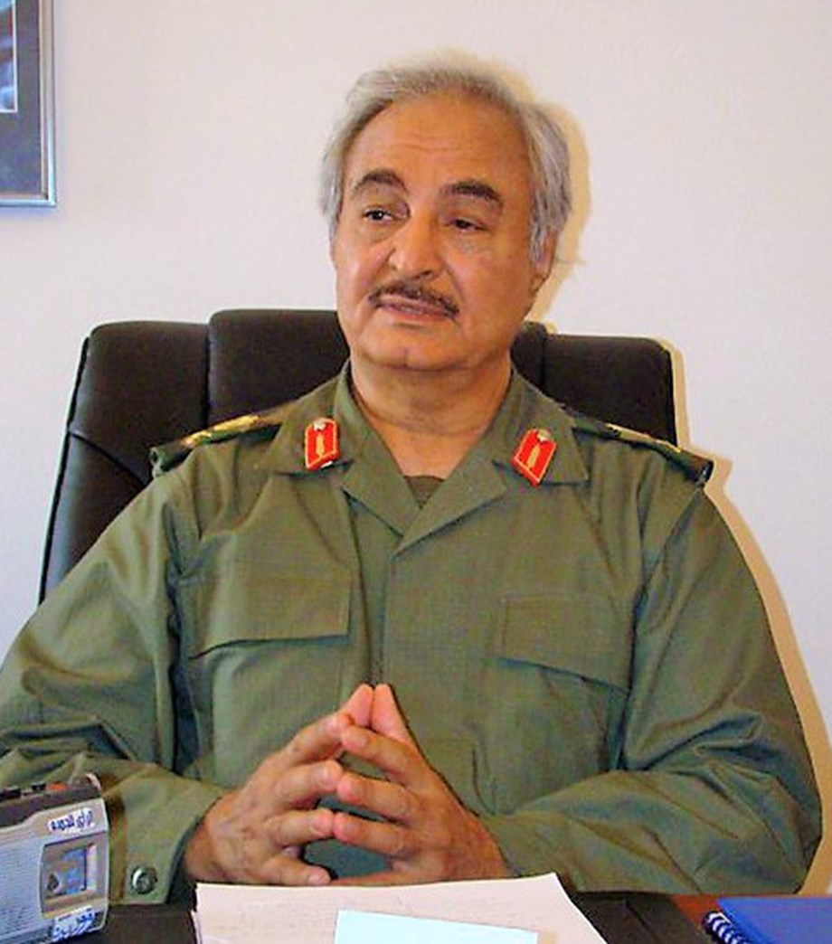 Haftar defies international calls for ceasefire, carries on advancing to Tripoli