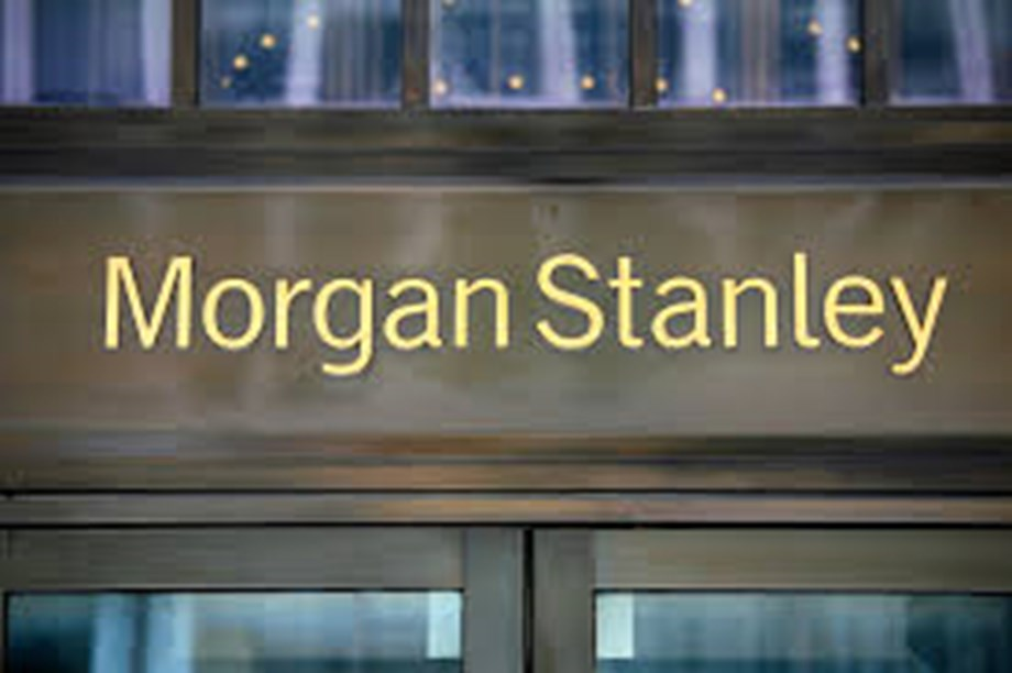 UPDATE 1-Morgan Stanley beats profit estimates as bond trading revenue surges