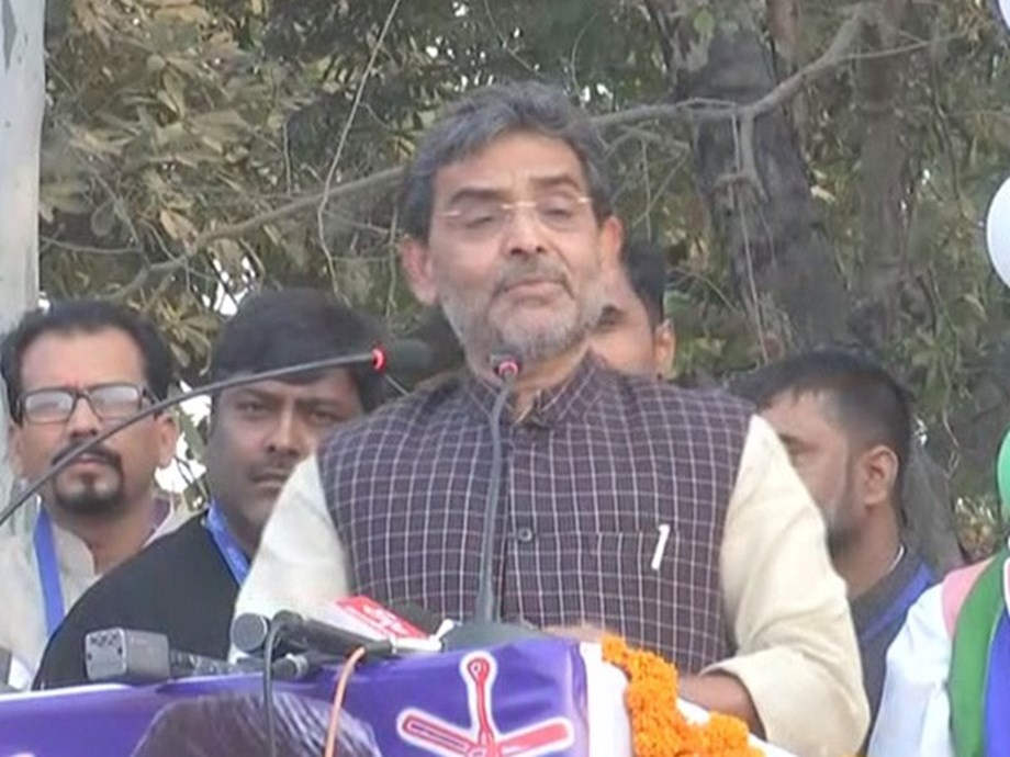 Kushwaha criticises Nitish Kumar and JD(U) for supporting new Citizenship Bill