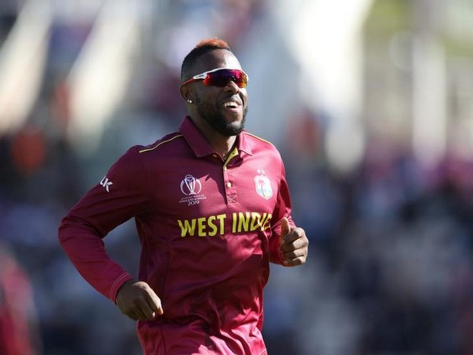 Fabian Allen replaces Khary Pierre for 3rd T20I against India