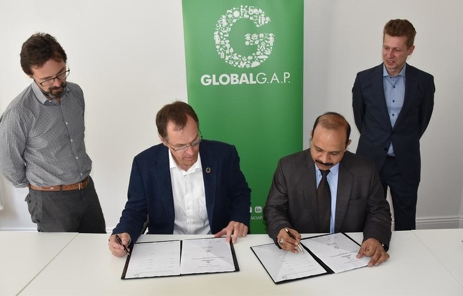 Indian Council of Food and Agriculture (ICFA) partnered with Global GAP