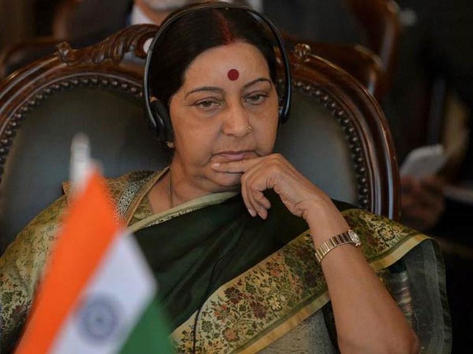 Gujarat govt, BJP cancel events after Swaraj's death