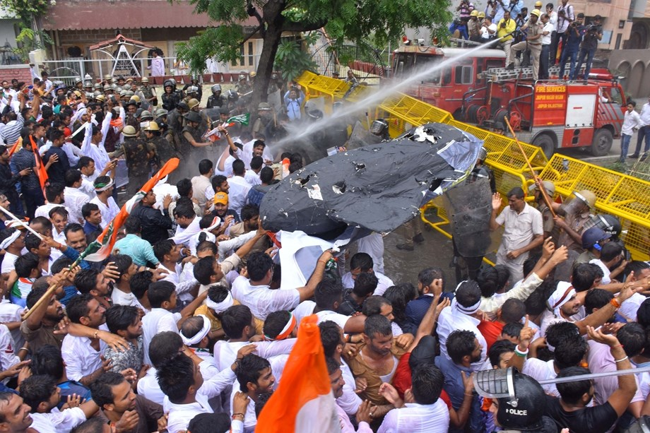 Bharat Bandh: Traffic blockades reported in Bihar