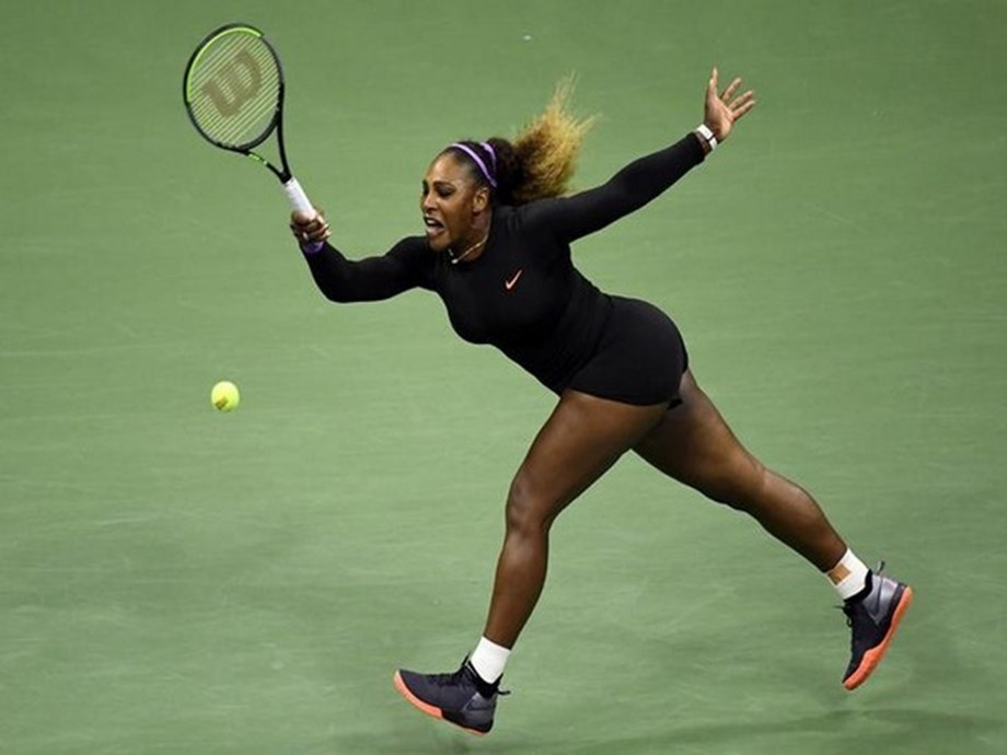 Serena Williams reaches her 10th US Open final
