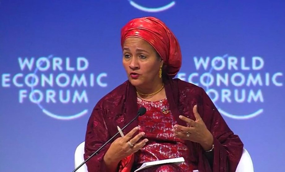 Technological advances bring much promise: UN deputy chief at WEF Africa