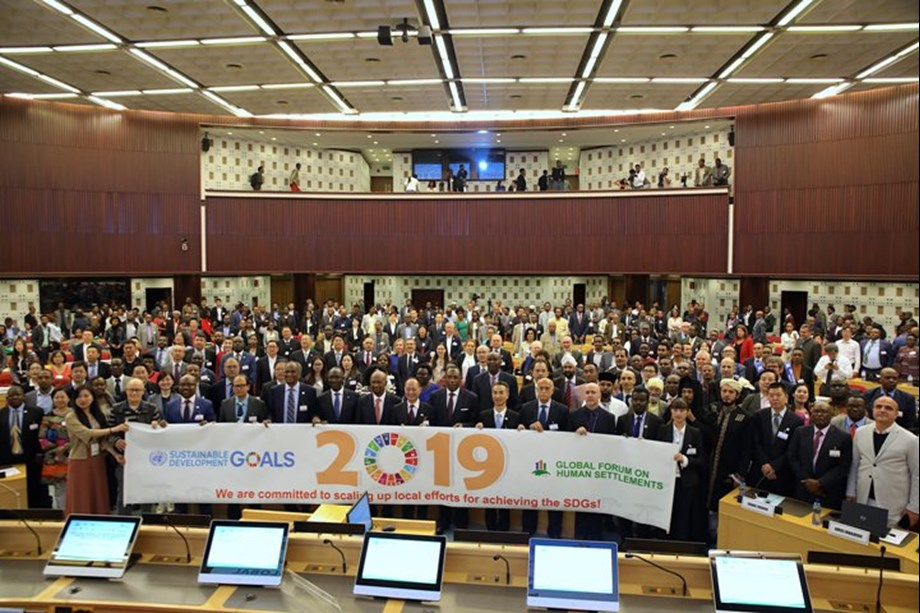 Over 500 participants converge for Forum on Human Settlements in Ethiopia