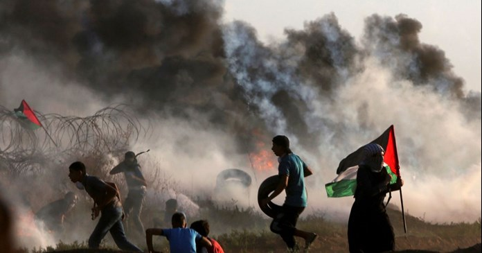 Palestinian dies in West Bank clash with Israeli forces
