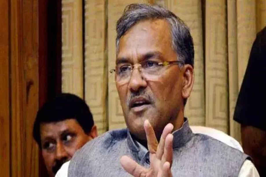 Uttarakhand CM Rawat pays tributes to Sardar Patel on 143rd birth anniversary