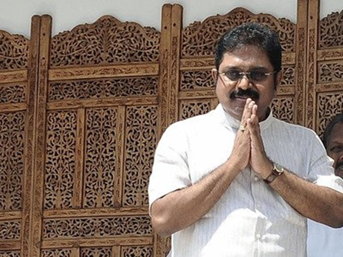Delhi court files charges against Dhinakaran over Two Leaves symbol bribery case