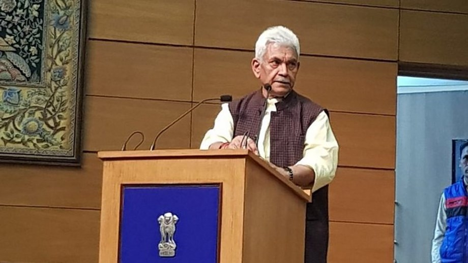 Manoj Sinha calls allegations around Microwave spectrum allocation as baseless