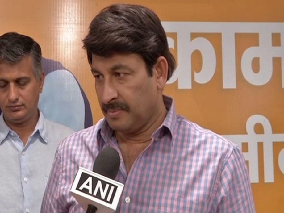 Manoj Tiwari defends Shekhawat over 'Delhi's water quality better than European standards' statement