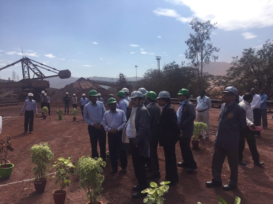 Iron ore miner NMDC net profit falls to Rs 636 crore