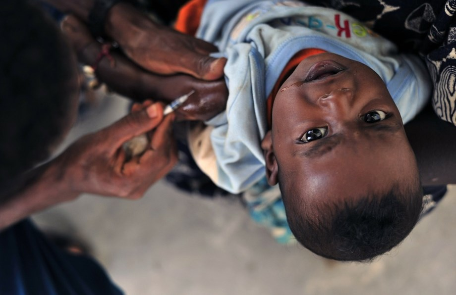 Heath workers face challenges to vaccinate kids in Cameroon's east region