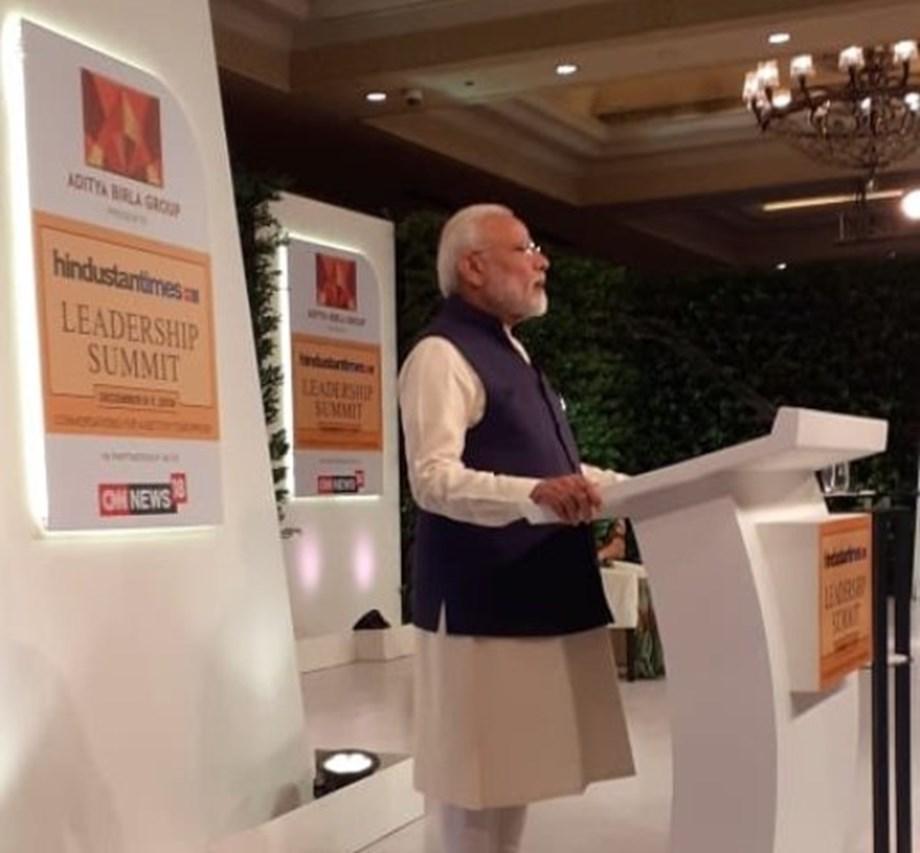 Conversations lay the foundation for better future: PM Modi