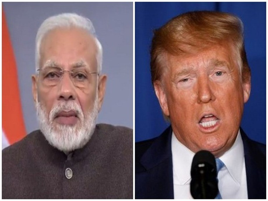 Ties between India, US have grown from strength to strength: PM Modi tells Trump on phone