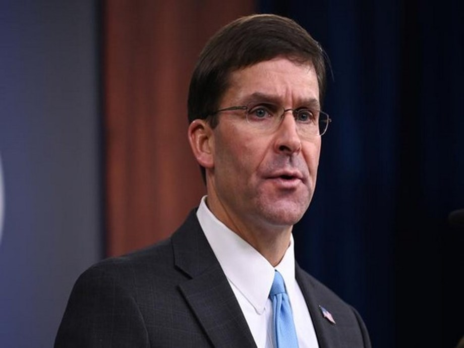 U.S., allied firms testing alternatives to Chinese 5G technology - Esper