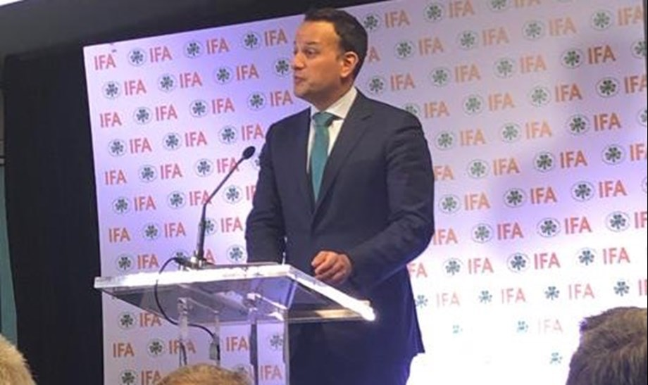 UPDATE 3-Irish PM seeks to put Brexit at centre of Feb. 8 election