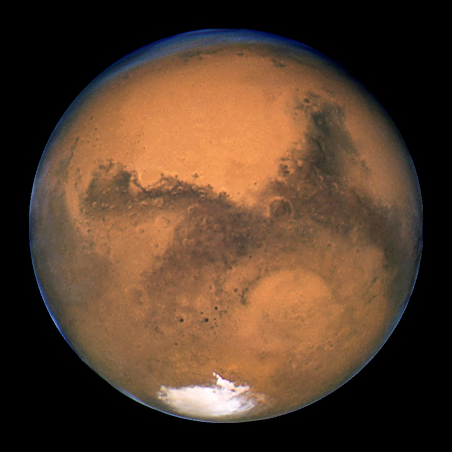 Scientists believe liquid water in Mars due to volcanic activity below surface