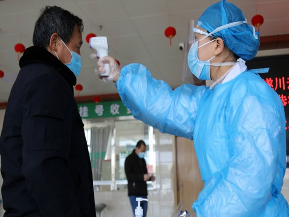 EXCLUSIVE-Senior China diplomat concedes challenge of coronavirus, slams 'overreaction'