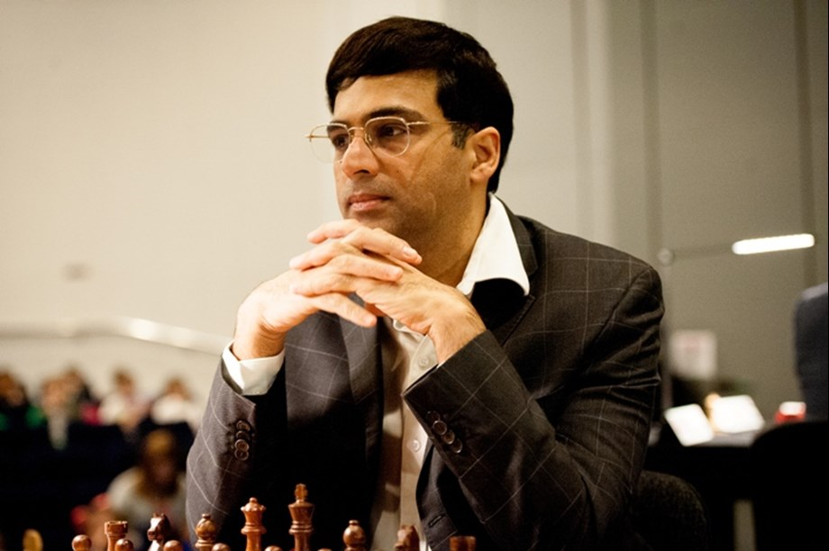 Norway Chess: Anand out of contention after losing to Caruana
