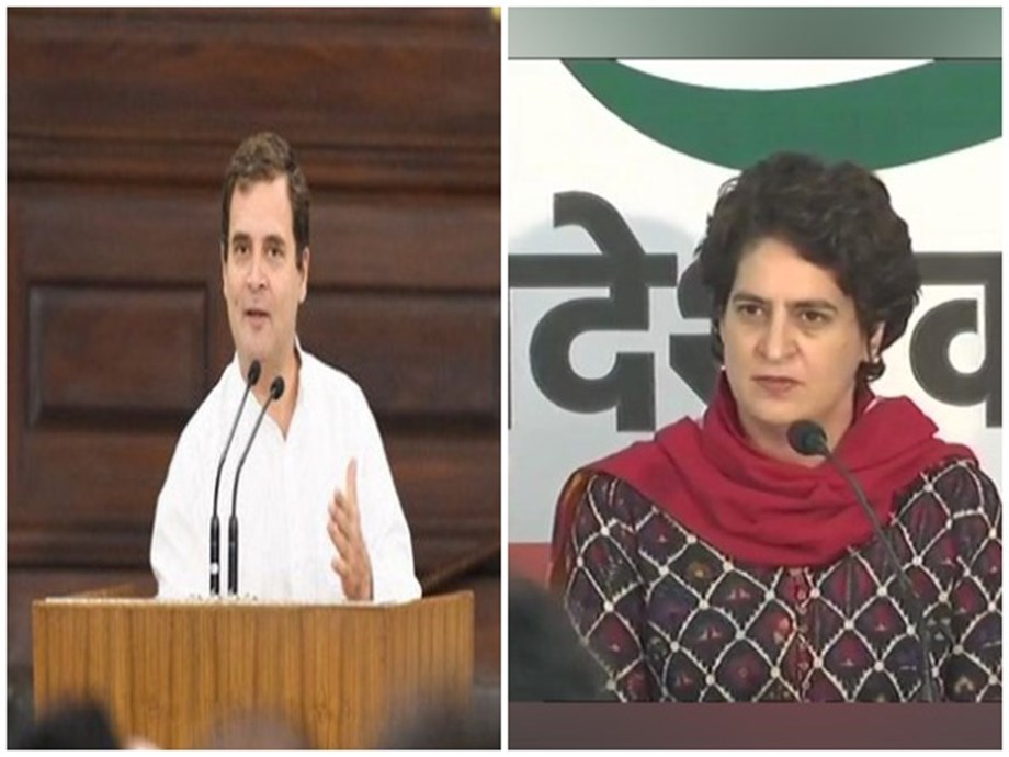 Rahul, Priyanka slam UP government over arrest of Kanojia, two others
