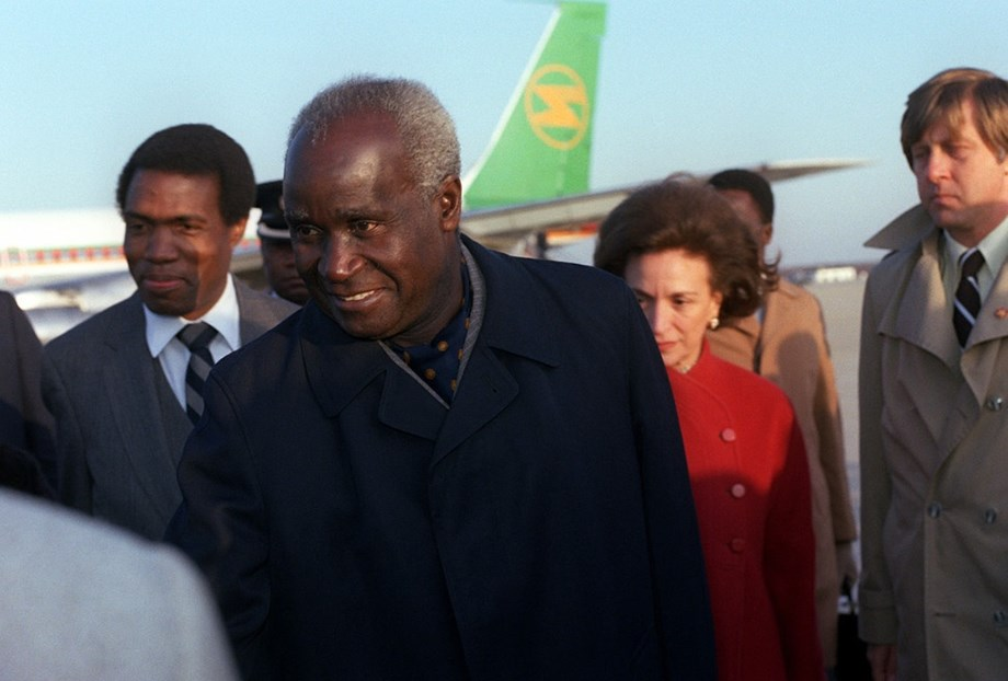 Kenneth Kaunda to be honoured for Africa's independence struggle, says AU chief