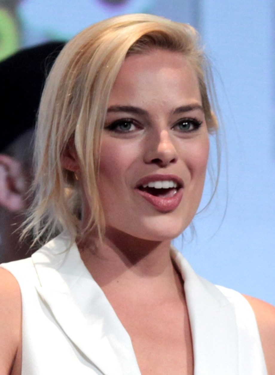 Margot Robbie says working with husband Tom a 'huge advantage'