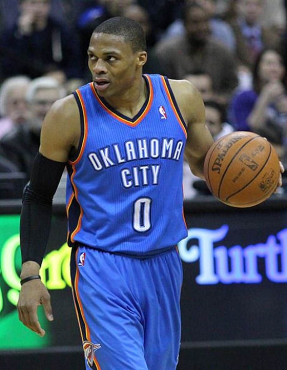 Westbrook carrying Houston into Denver matchup