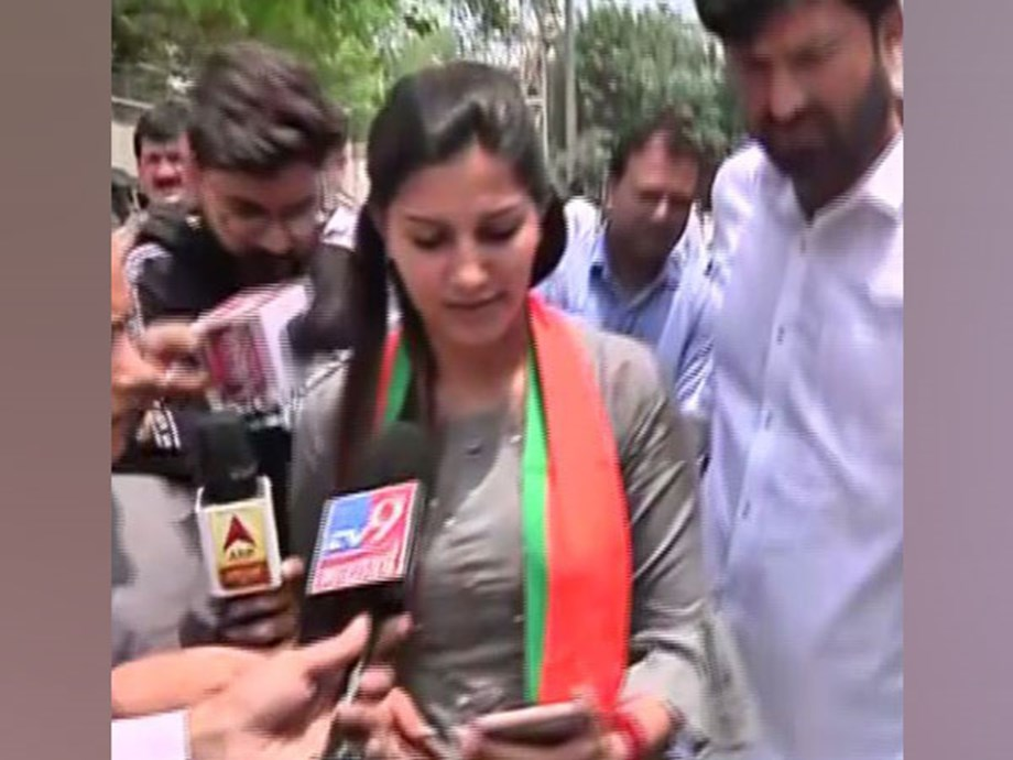 Highly impressed by BJP's work, didn't think twice before joining: Sapna Choudhary