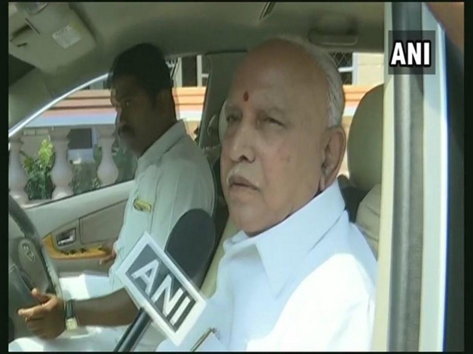 POLITICS-BJP books 30 rooms for its MLAs in Bengaluru hotel