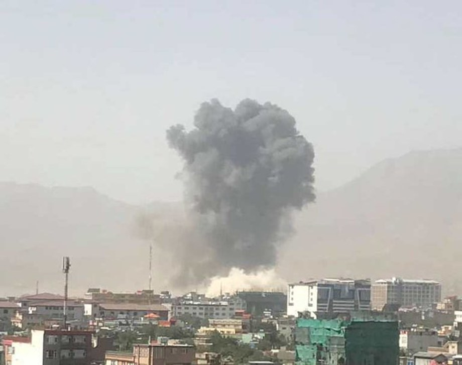 UPDATE 7-Taliban suicide bomber kills at least 10 civilians, two NATO troops in Kabul