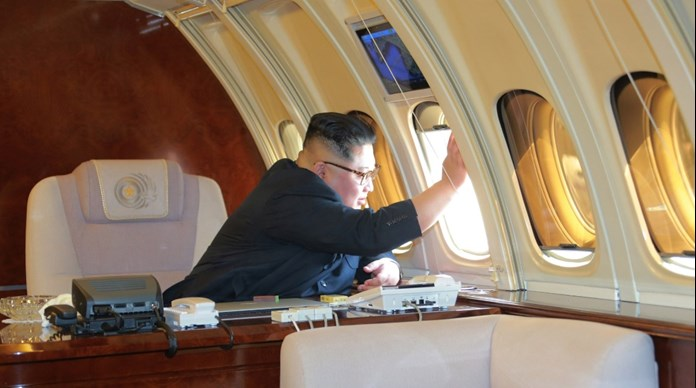 North Korea leader Kim desires to meet Xi Jinping