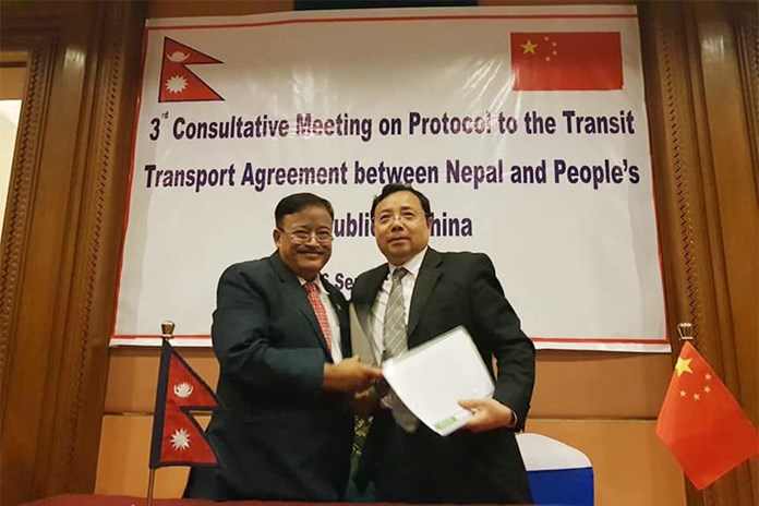 Nepal revives deal with Chinese firm to construct USD 2.5 bn hydroelectric plant