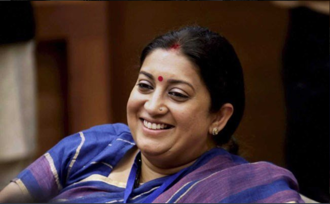 TRS had 'failed' to take central schemes to people: Irani